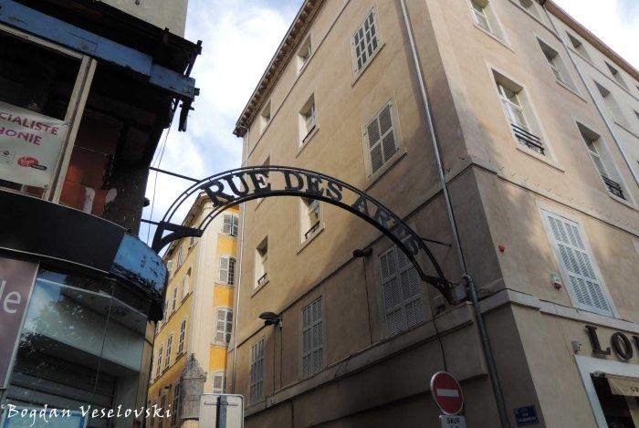 33. Rue Thubaneau - Rue des arts