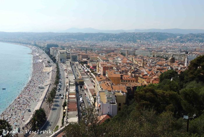 34. Nice city view
