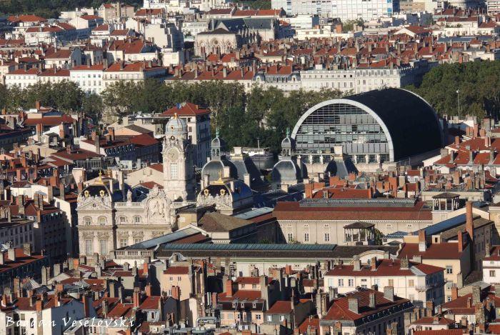 35. Place des Terreaux & Place de la Comédie (Hôtel de Ville & Nouvel Opera House)