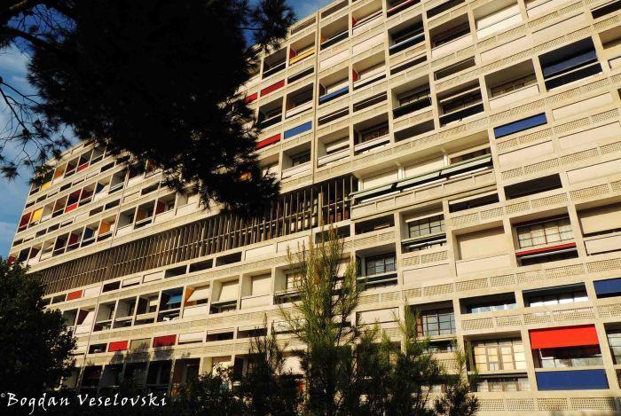 35 Unité d'Habitation by Le Corbusier