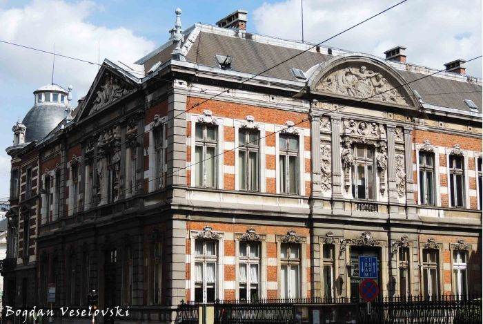 36. Royal Conservatory of Brussels (Conservatoire royal de Bruxelles)