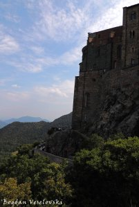 36. Saint Michael's Abbey (Sacra di San Michele)