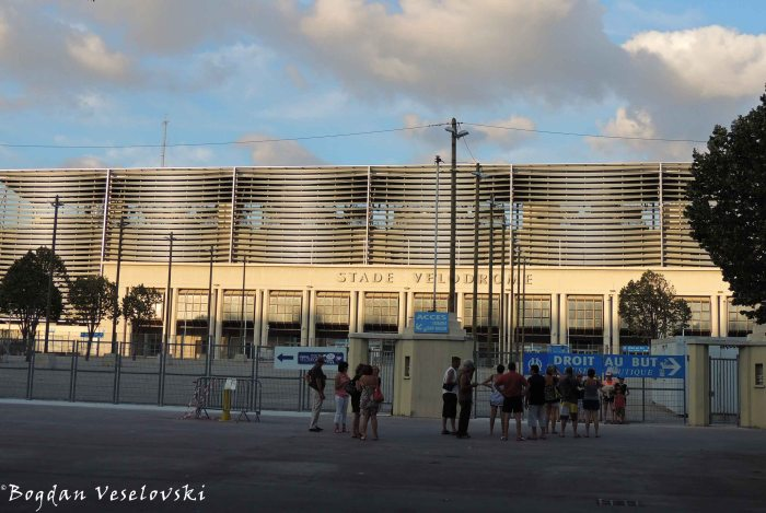 36. Stade Vélodrome