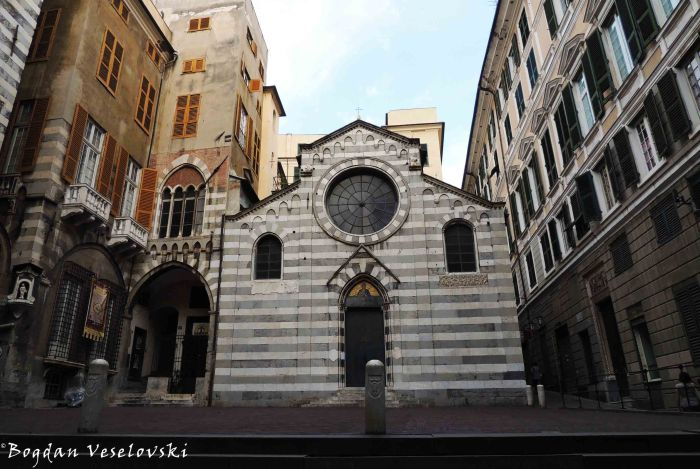 37. Church of Saint Matthew (Chiesa di San Matteo)