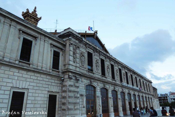 37. Marseille-Saint-Charles railway station