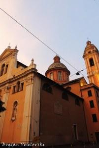 38.  Chiesa dei Santi Nicolò ed Erasmo