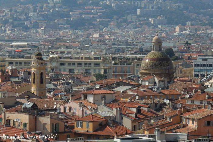 38. Church of Saint Giaume & Nice Cathedral (Sainte-Réparate de Nice)