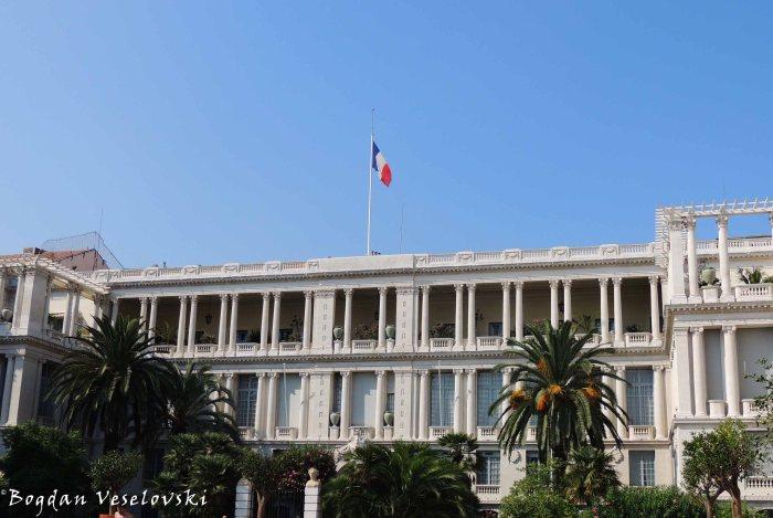 39. Préfecture des Alpes-Maritimes