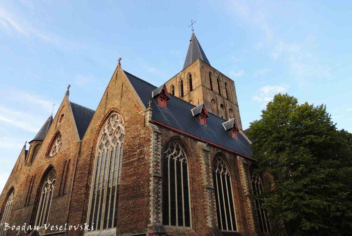 39. St. Giles' Church (Sint-Gilliskerk)