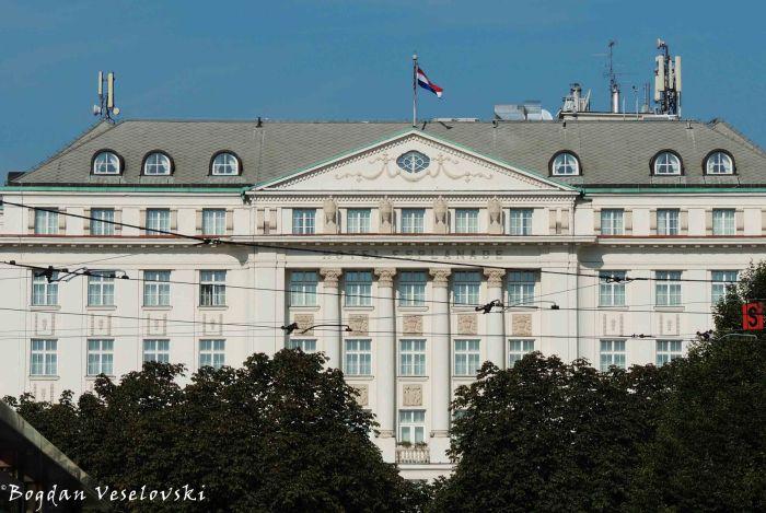 40. Esplanade Zagreb Hotel