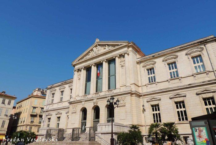 40. Justice Palace (Palais de Justice)