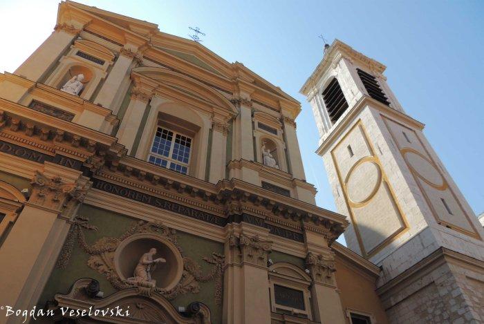 43. Nice Cathedral (Basilique-Cathédrale Sainte-Marie et Sainte-Réparate de Nice)