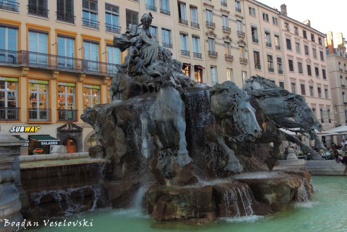 45. La Fontaine Bartholdi