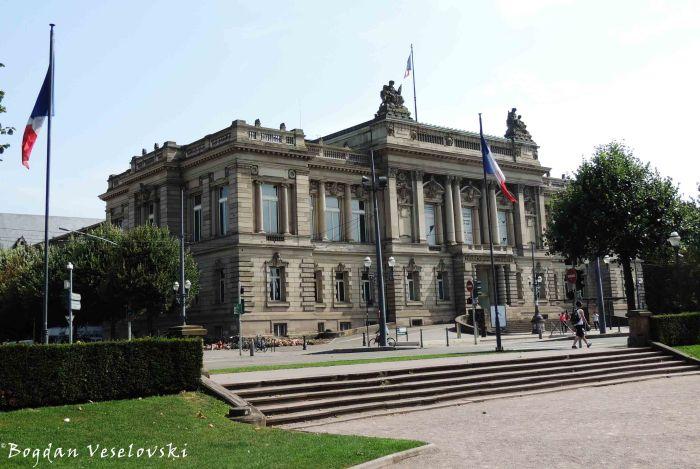 45. National Theatre of Strasbourg (Théatre national de Strasbourg)