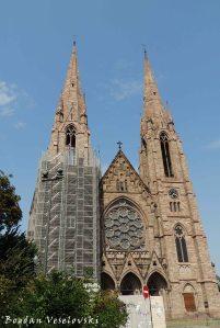 47. St. Paul's Church (Église Saint-Paul de Strasbourg)