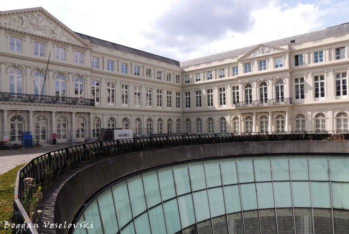 49. Royal Museums of Fine Arts of Belgium, rear facade(Musées Royaux des Beaux-Arts de Belgique)