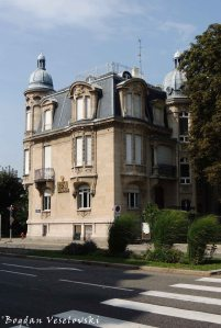 49. Villa Back (Art Nouveau)