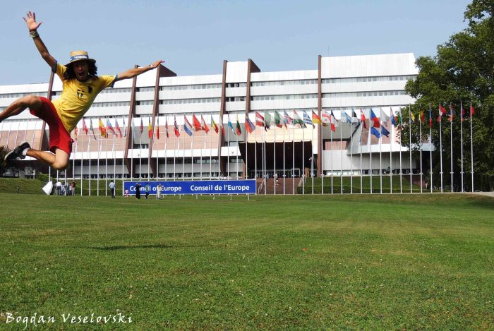 51. Palace of Europe - Council of Europe