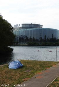 52. European Parliament - The Louise Weiss building (IPE 4)