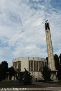 55. Église Saint Bernard