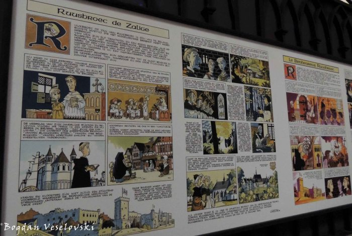 58. Comics in the Cathedral