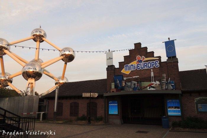 89. Atomium & Mini-Europe
