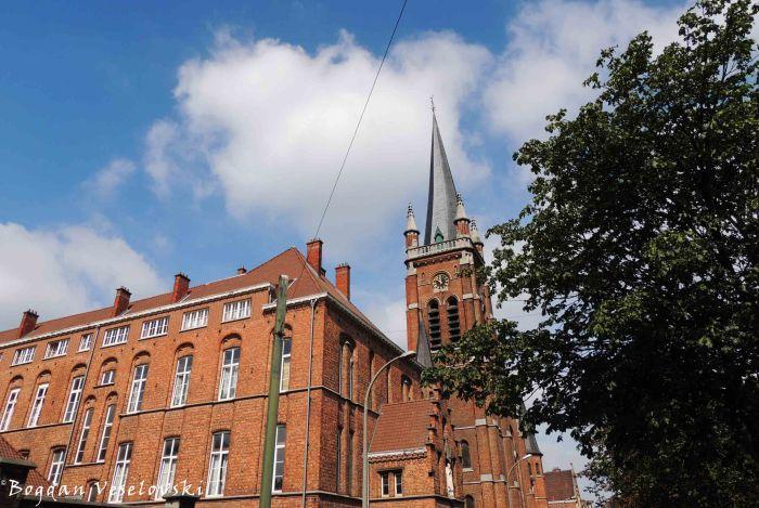 92. Église Madeleine (Sint-Magdalenakerk Jette)