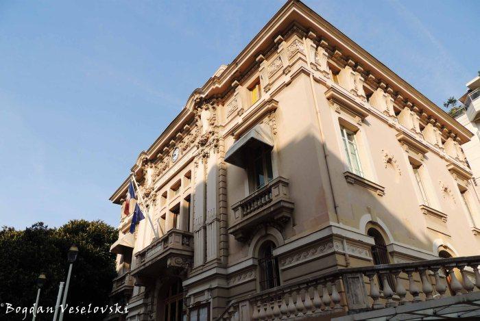 Beausoleil City Hall (Mairie de Beausoleil)