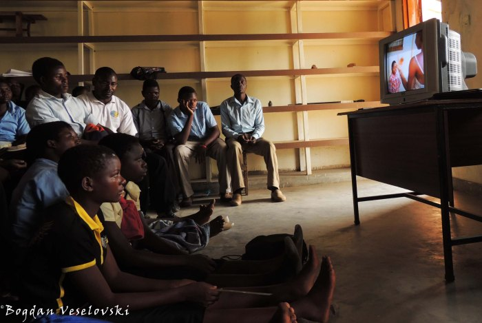 Educational films at the Secondary School