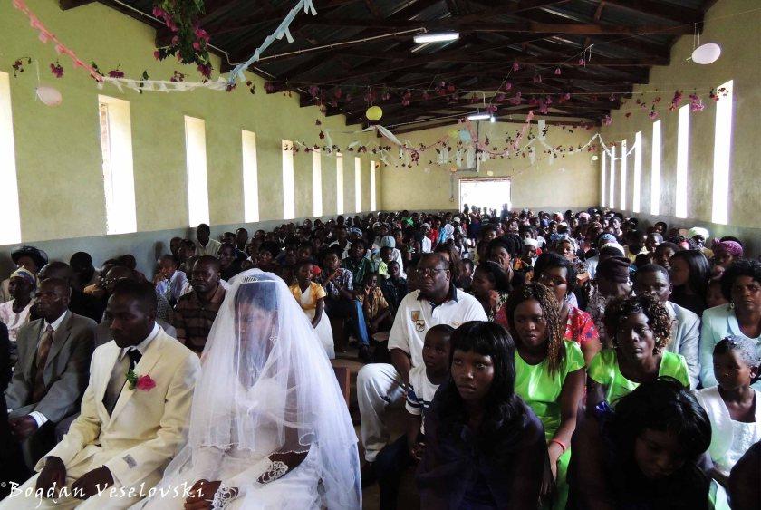 Wedding in Chididi