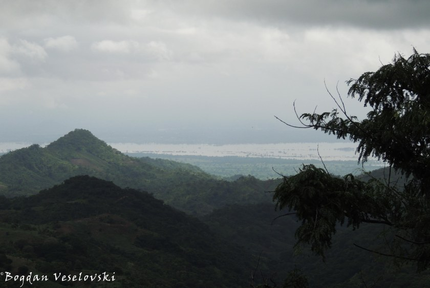 Floods seen from Chididi