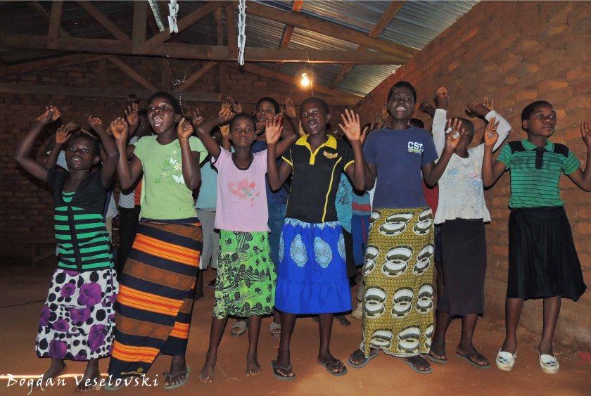 Africa Evangelical Church Choir