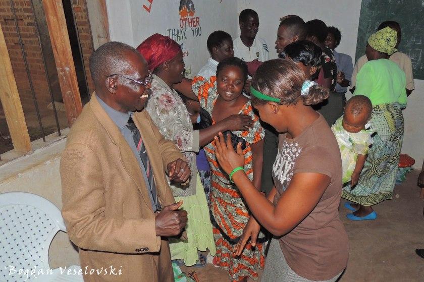 Chididi Health Centre party