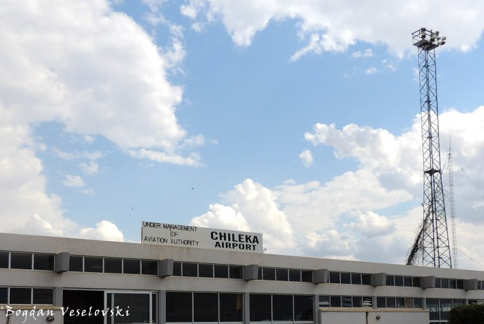 Chileka Airport in Blantyre, Malawi