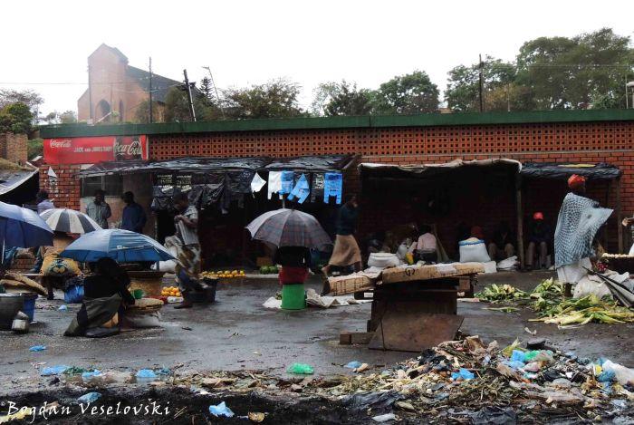 Market in Blantyre