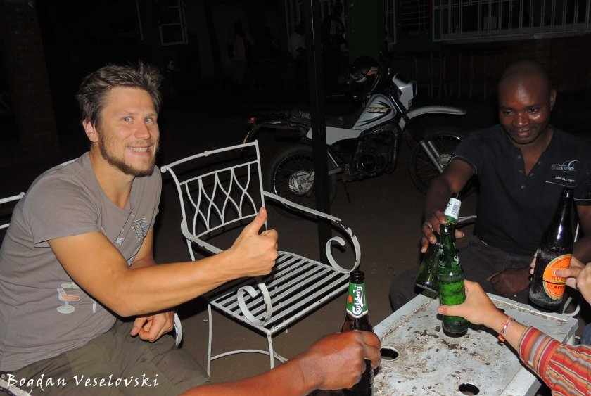 Local pub in Chikwawa