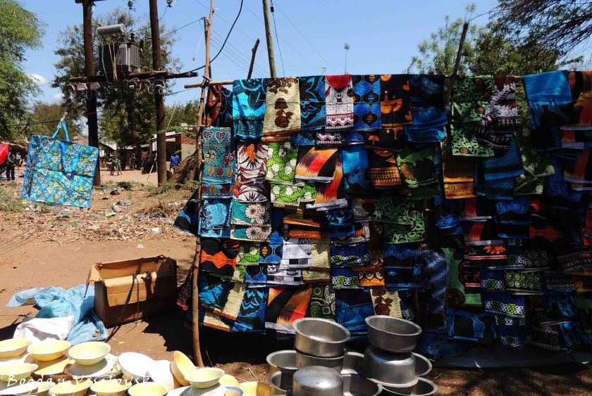 Market in Nchalo