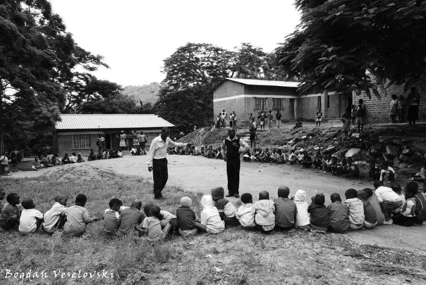 Outdoor activities at the Primary School