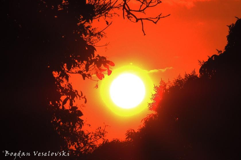 Sunset in Chididi