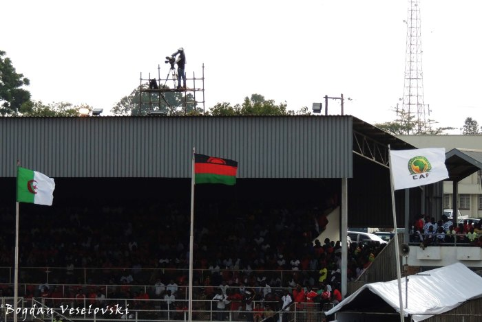 Algeria - Malawi