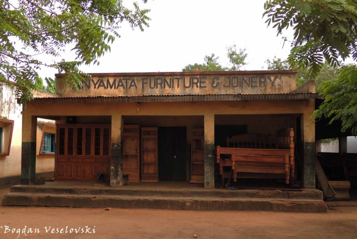 'Anyamata Furniture & Joinery'