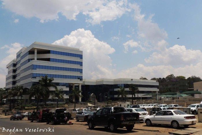 Bank in Blantyre