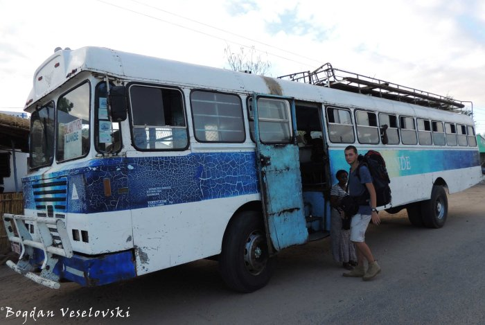 Bus to Blantyre