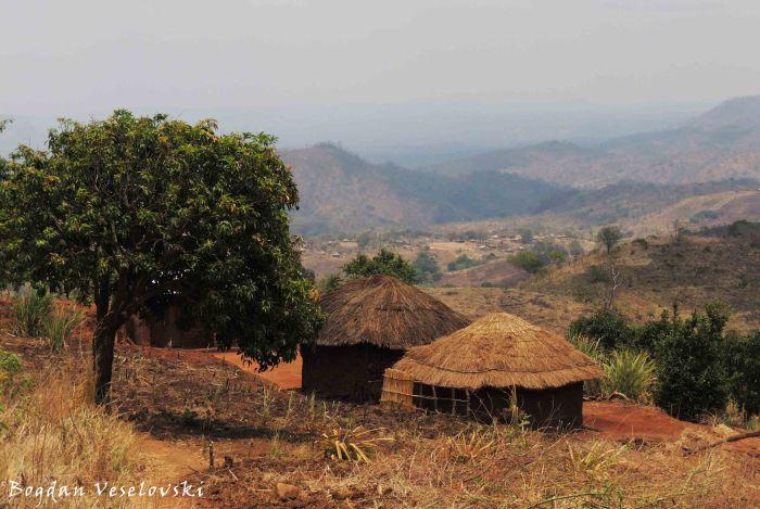 Chagwiragalu village