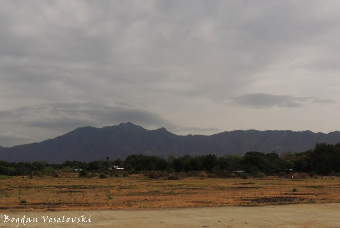 Chididi Mountains seen from Nsanje