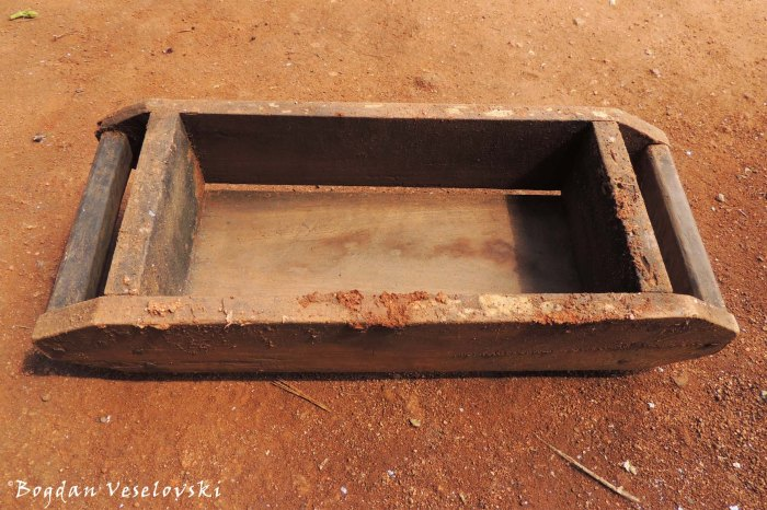 Chikombole (frame for making bricks)