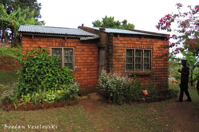 Edward's house