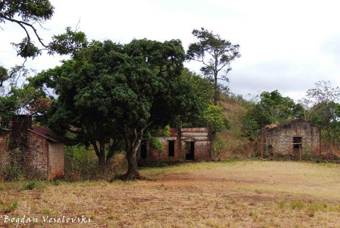 Former Police Unit in Nyenezi