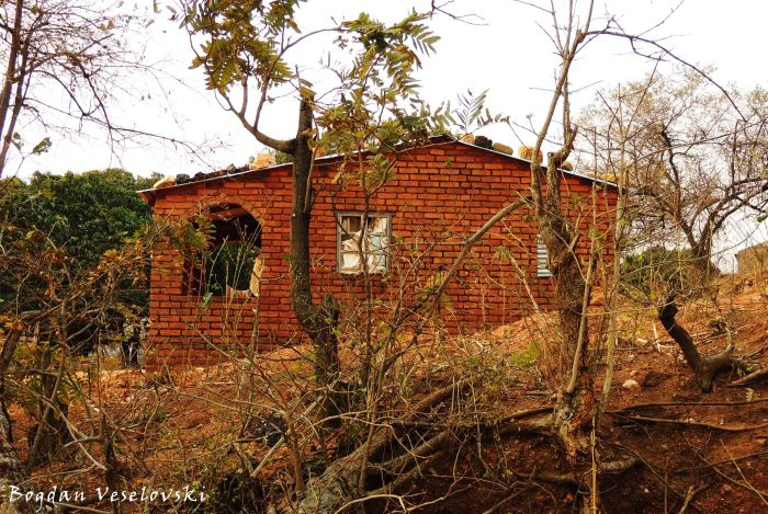 House in Mpangira