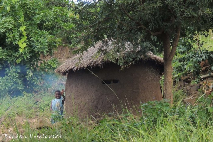 Hut in Masona